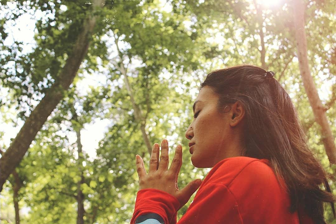 Bali Silent Day; Meditation