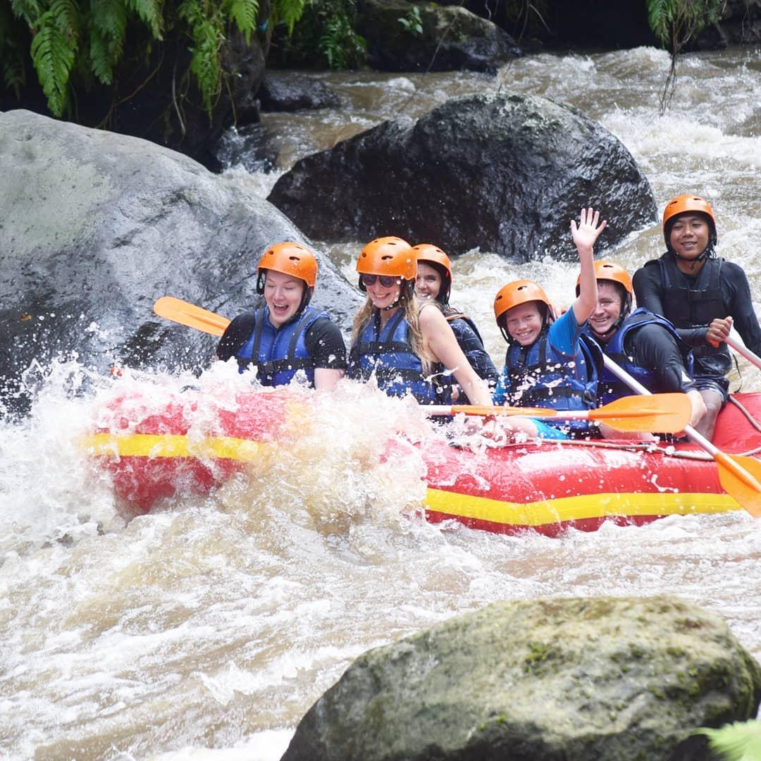 Water Sports in Bali; Rafting