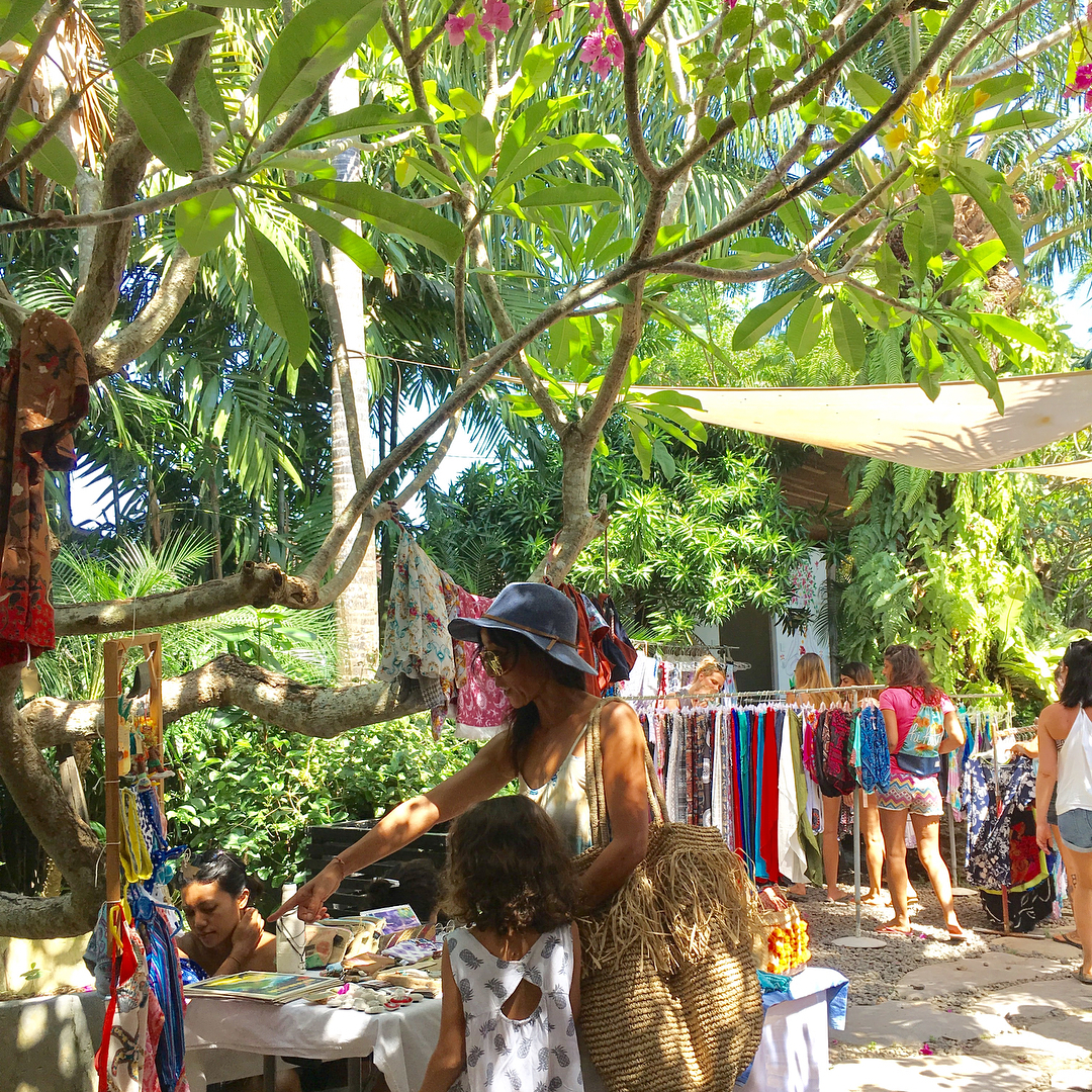Markets in Bali; Samadi Sunday Market