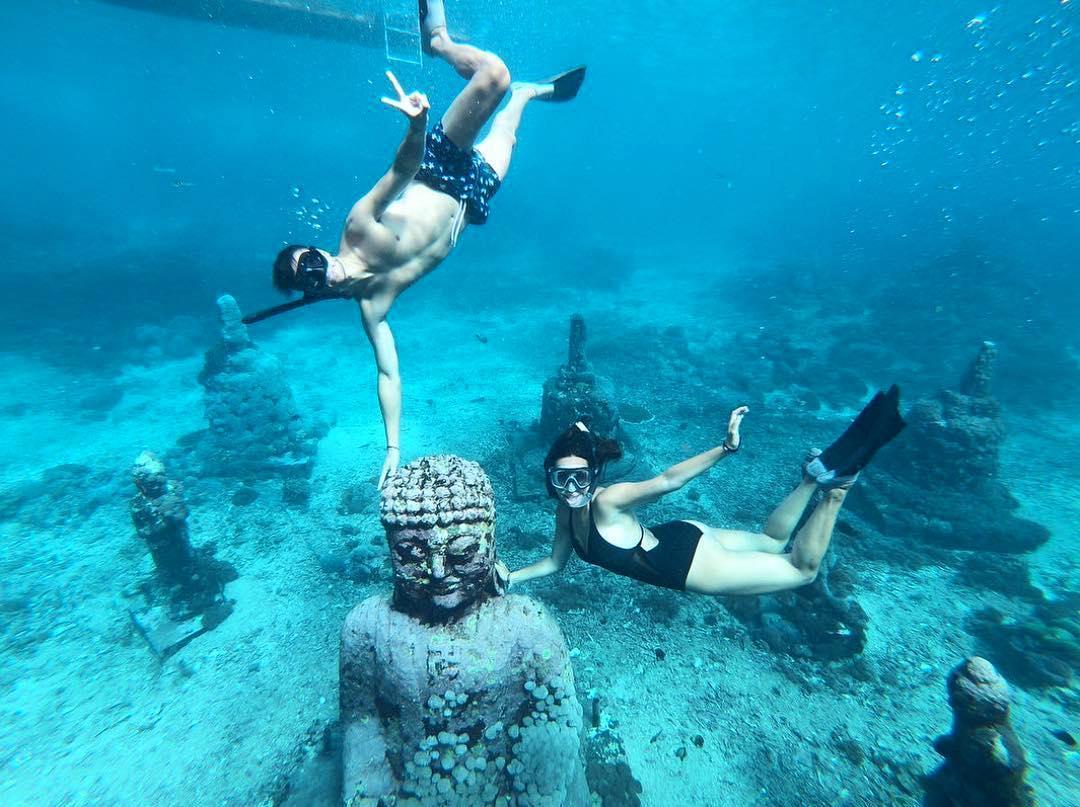 Water Sports in Bali; Snorkeling
