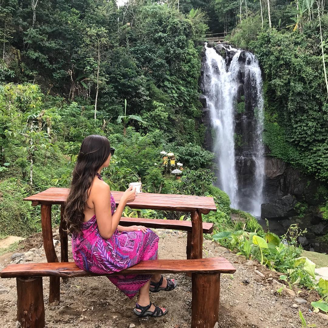 Waterfalls in Bali; Golden Valley Waterfall