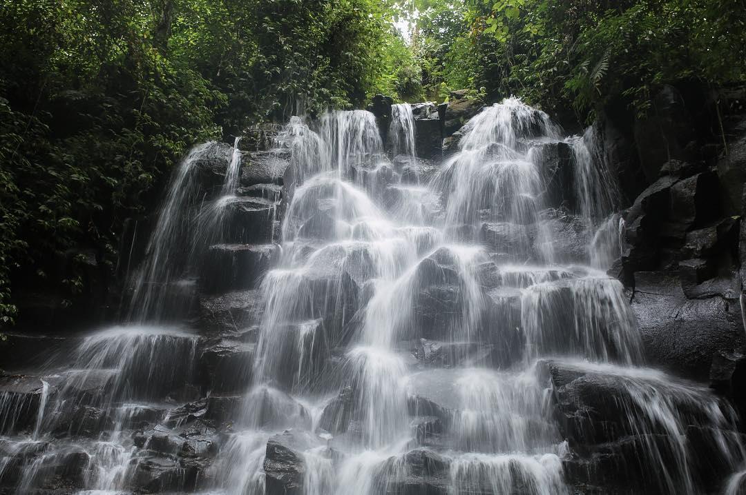 Waterfalls in Bali; Kanto Lampo Waterfall