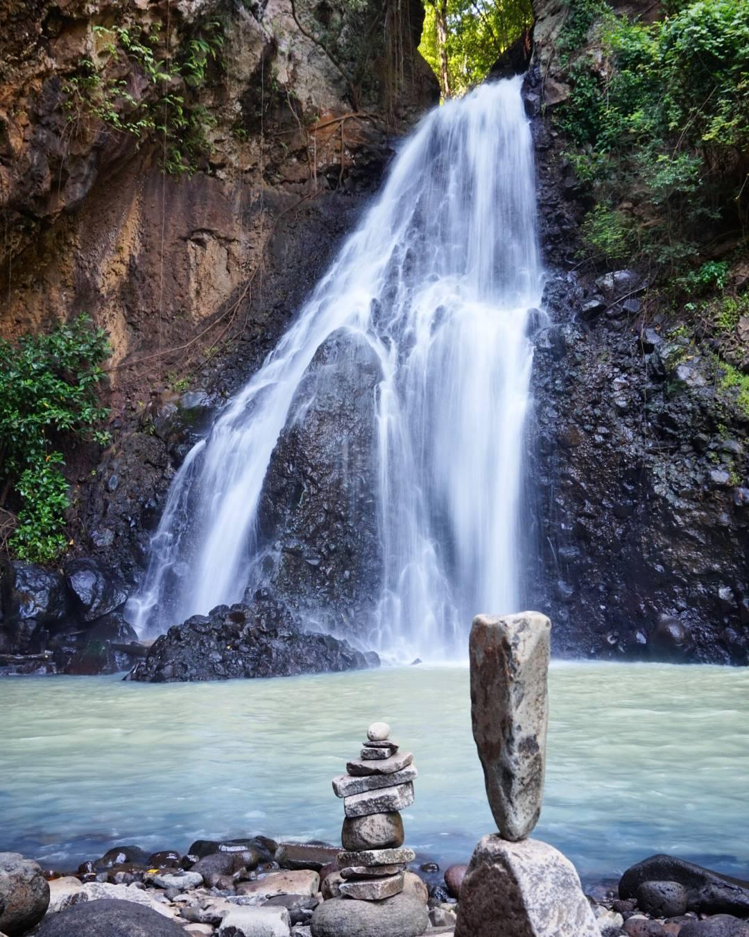Waterfalls in Bali; SingSing Waterfall