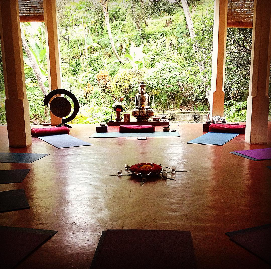 Yoga Retreat in Bali; Abasan Mountain Retreat