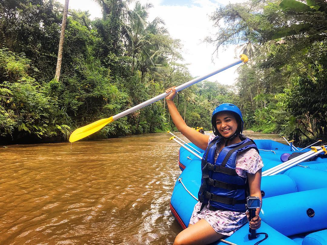 What to See in Bali; Ayung River