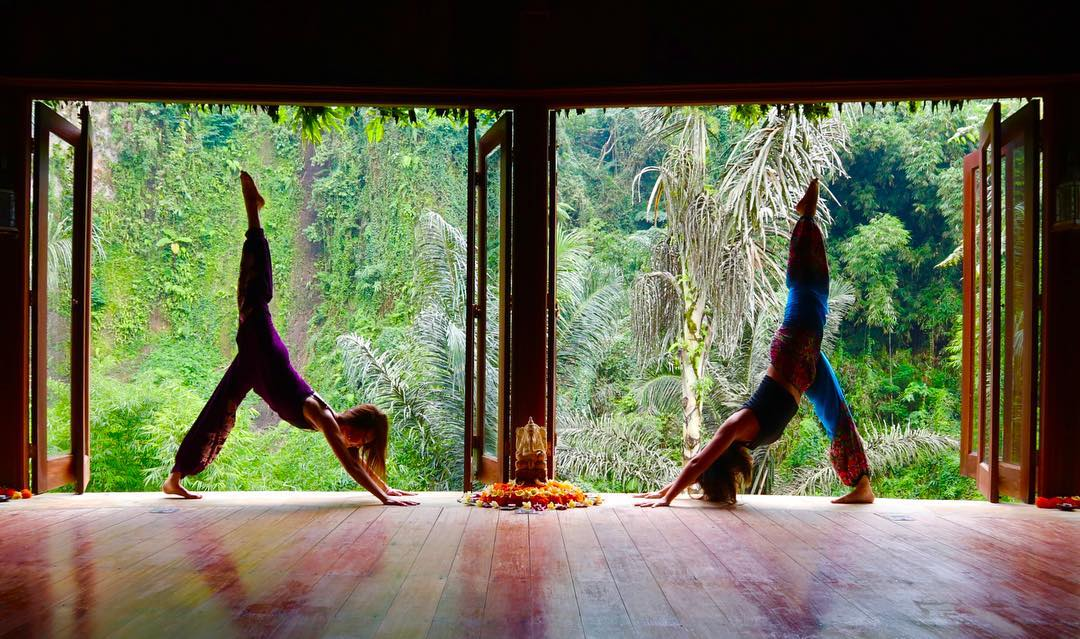 Yoga Retreat in Bali; Bagus Jati