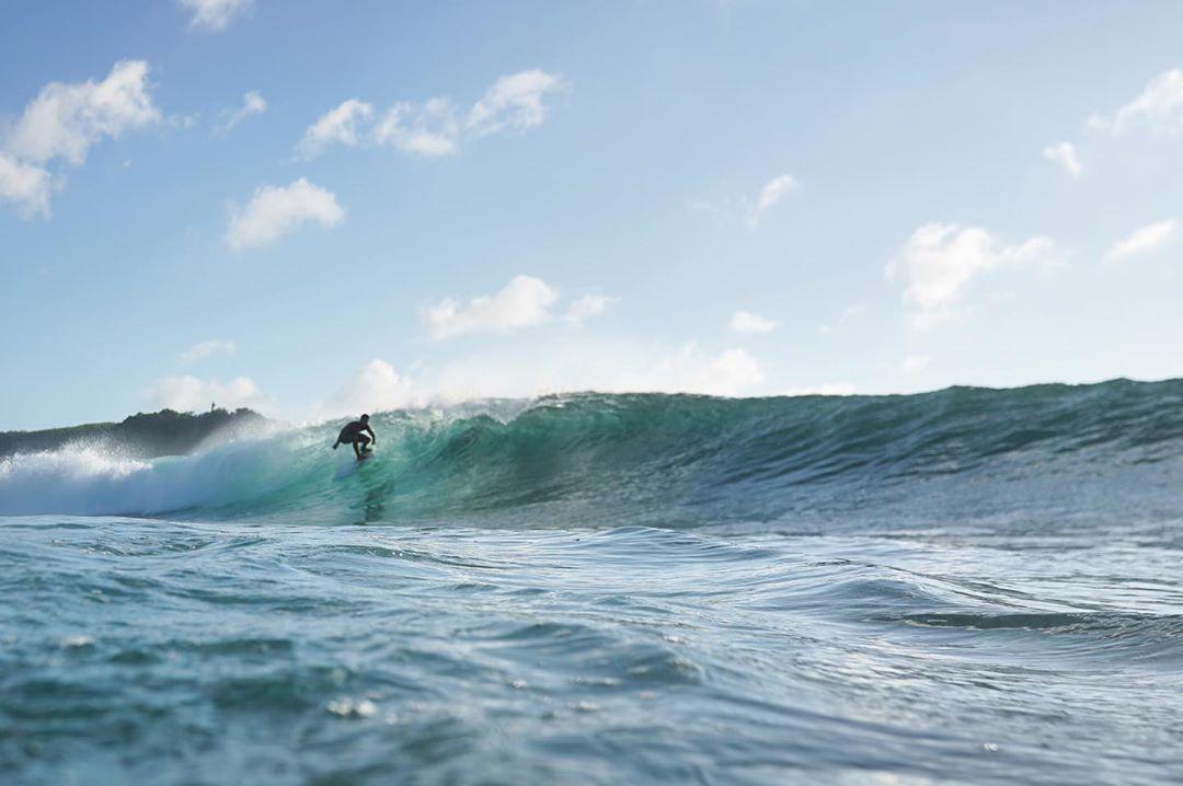 Places to See in Bali; Balangan Beach