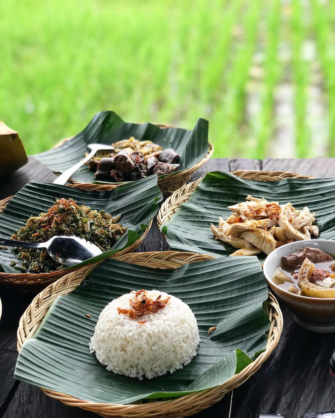 What to See in Bali; Bali Cuisines