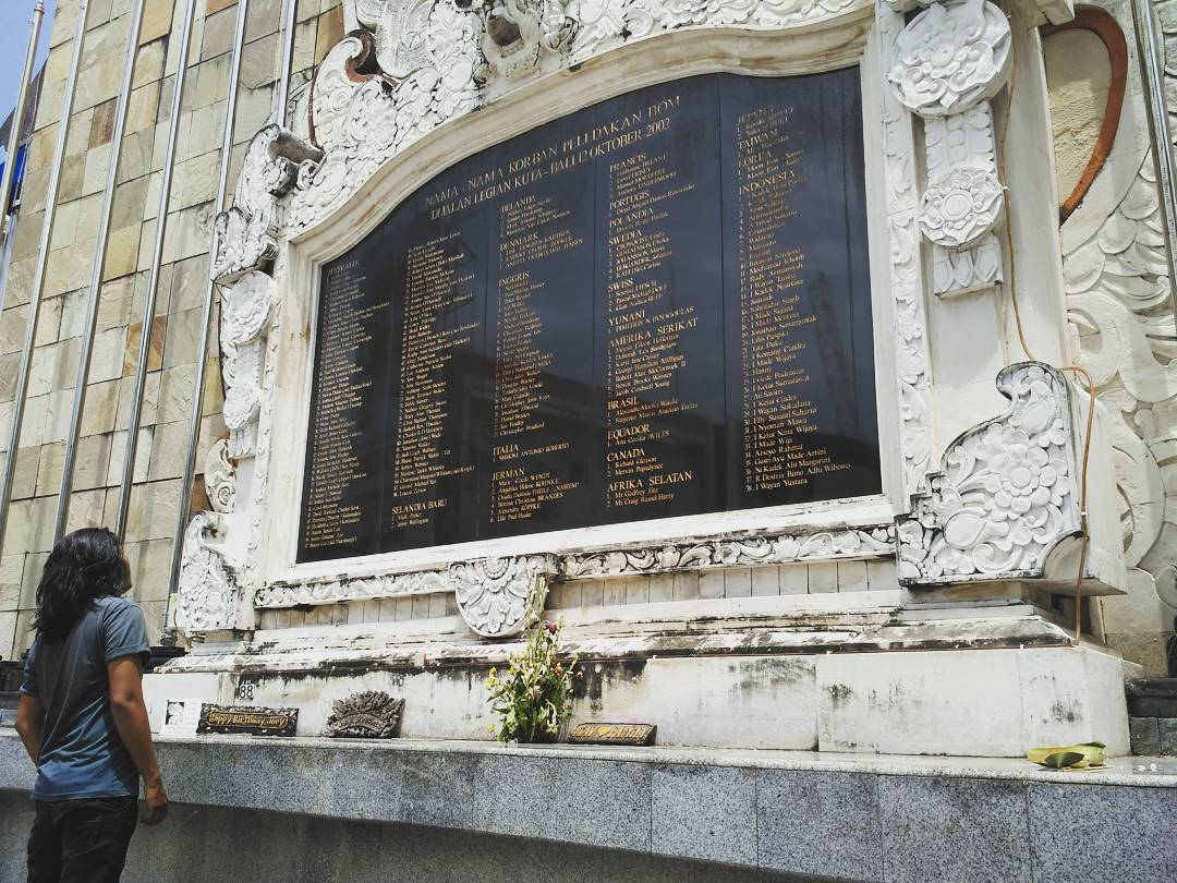 What to See in Bali; Bali Memorial
