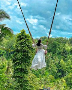What to See in Bali; Bali Swing