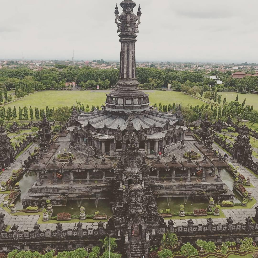 What to See in Bali; Braja Shandi Monument