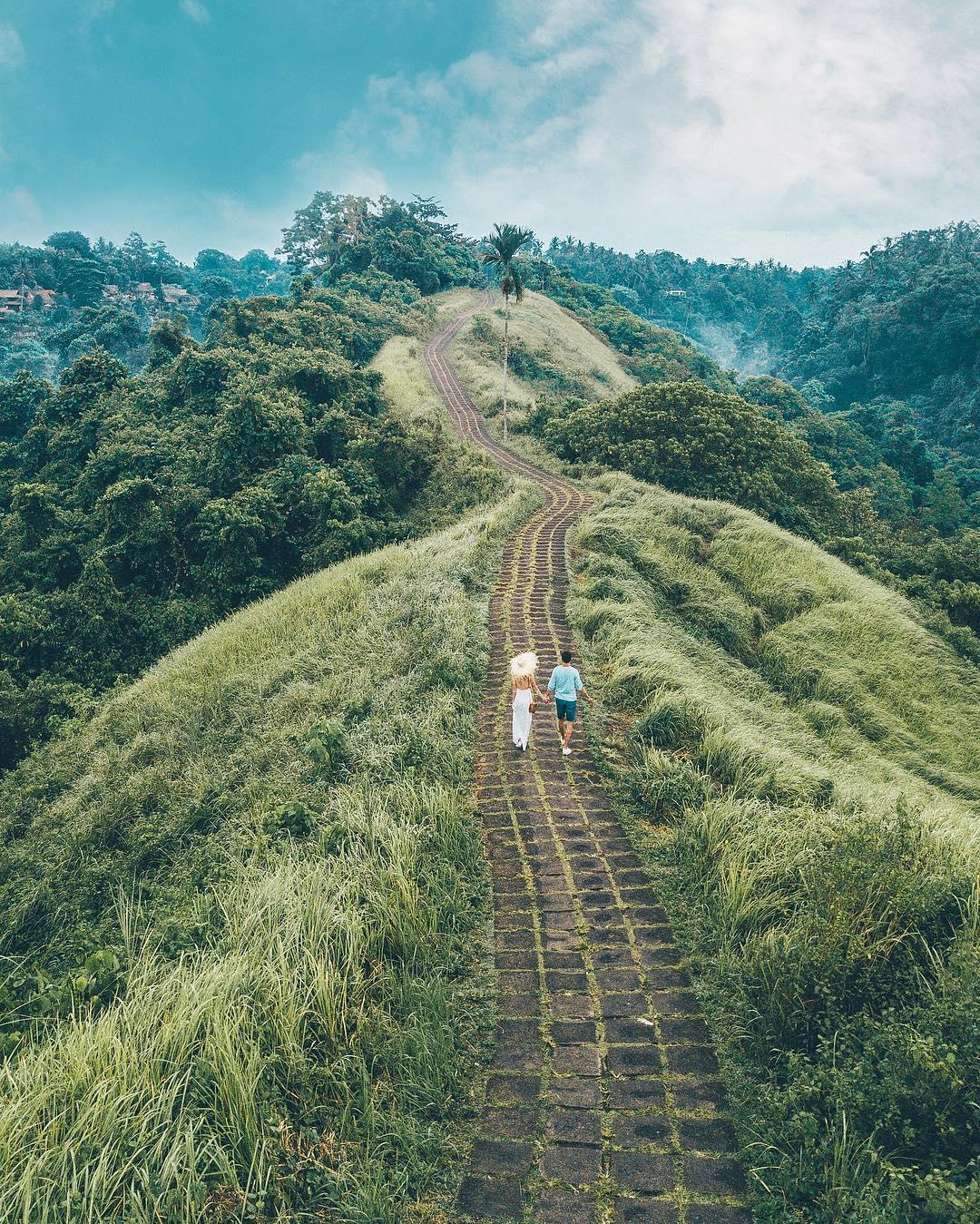 What to See in Bali; Campuhan Ridge Walk