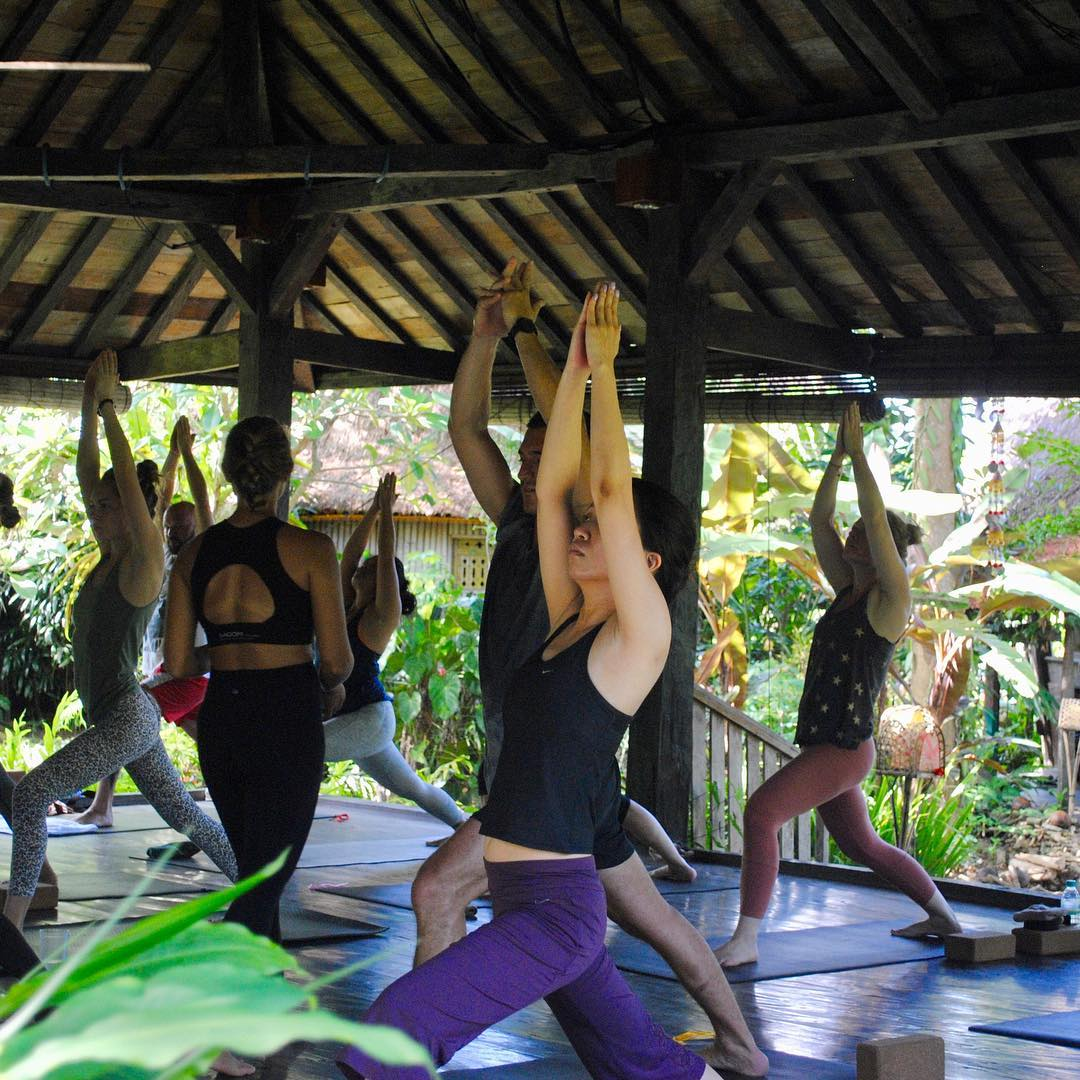 Yoga Retreat in Bali; Desa Seni Yoga Retreat