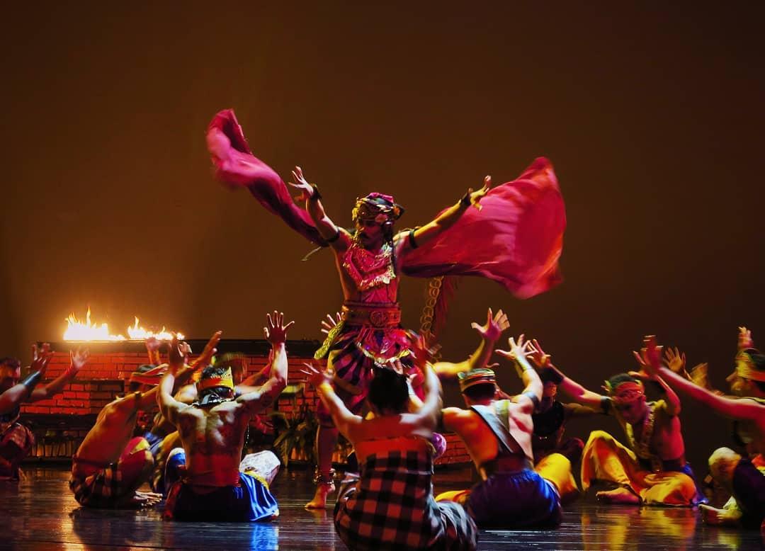 What to See in Bali; Devdan Show