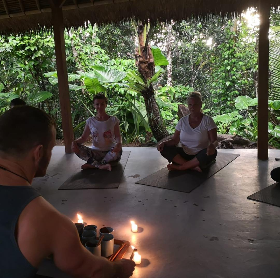Yoga Retreat in Bali; Firefly Resort