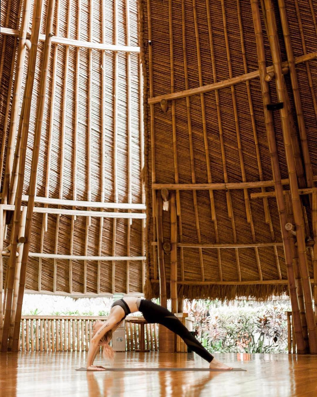 Yoga Retreat in Bali; Fivelements Retreat