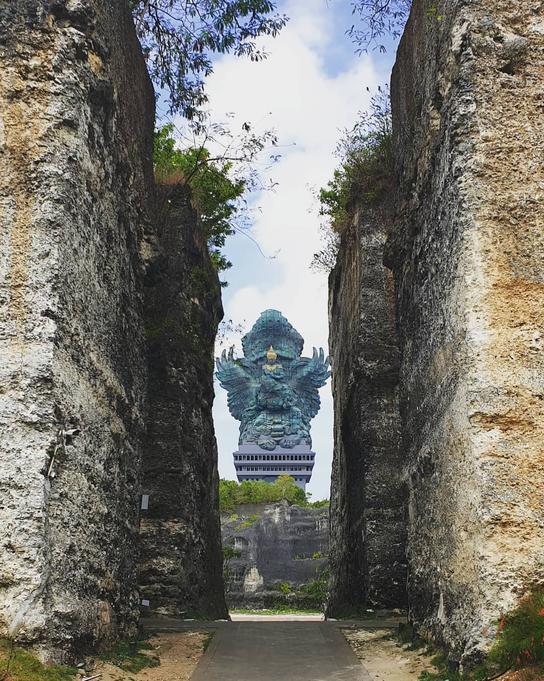 Places to See in Bali; Garuda Wisnu Kencana Cultural Park