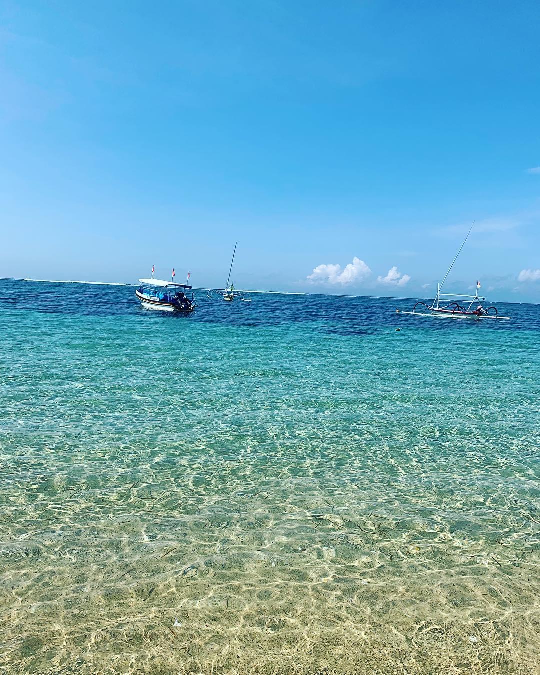 Beaches in Bali; Geger Beach