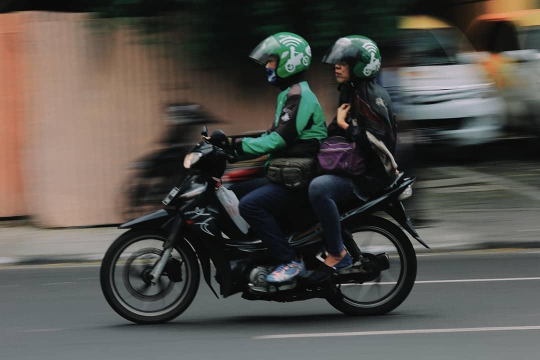 Taxi Bali; Gojek