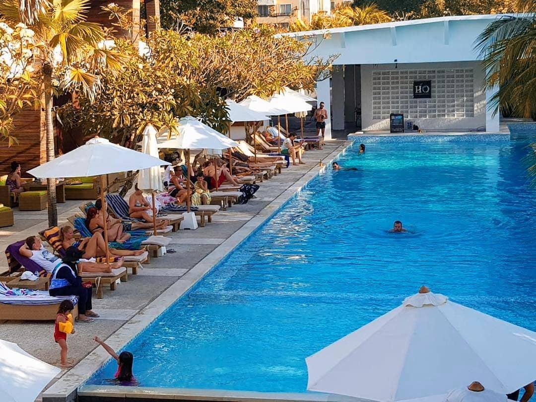 Bali Beach Club; HQ Beach Club