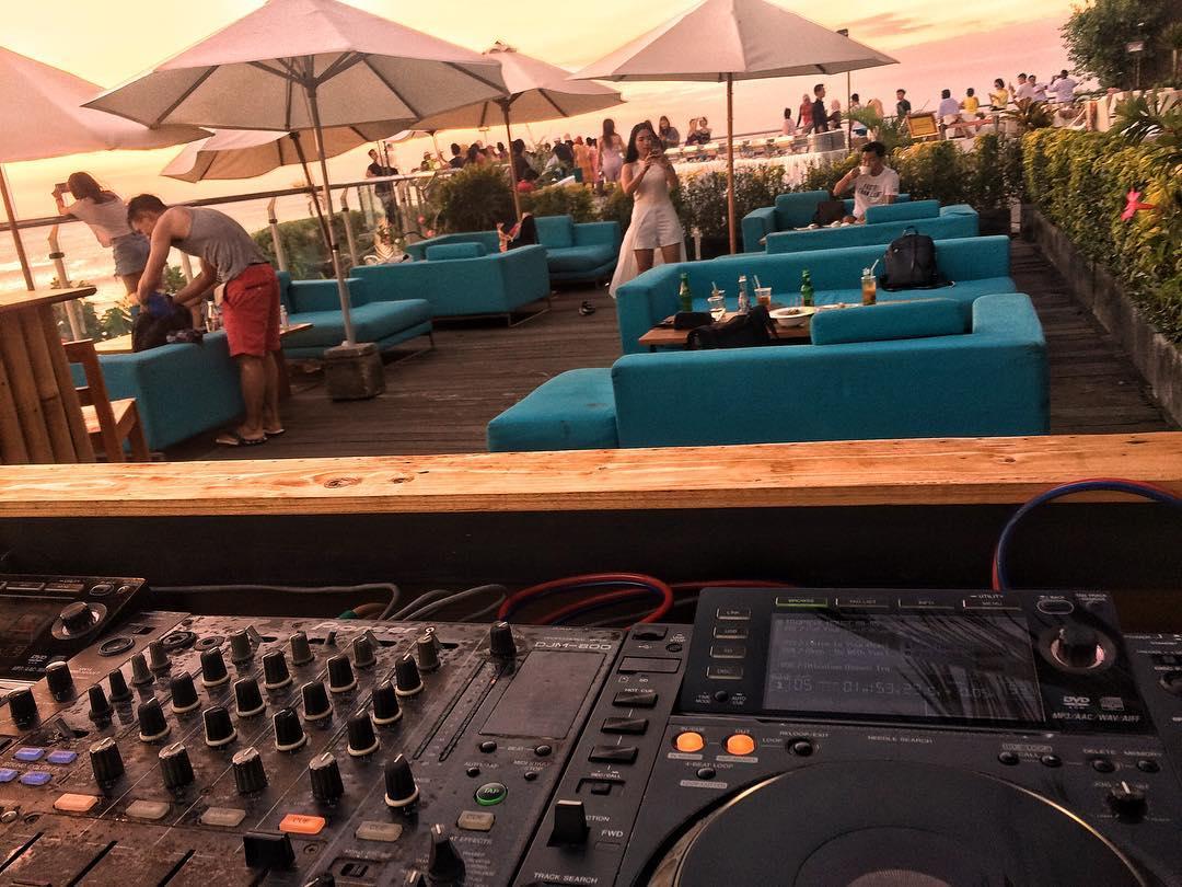 Bali Beach Club; Jimbaran Beach Club