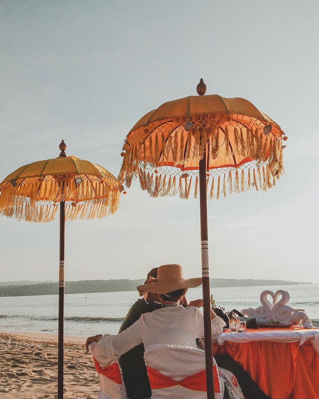 Places to See in Bali; Jimbaran Beach