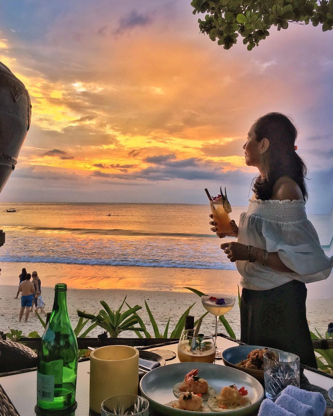 Beaches in Bali; Jimbaran Beach