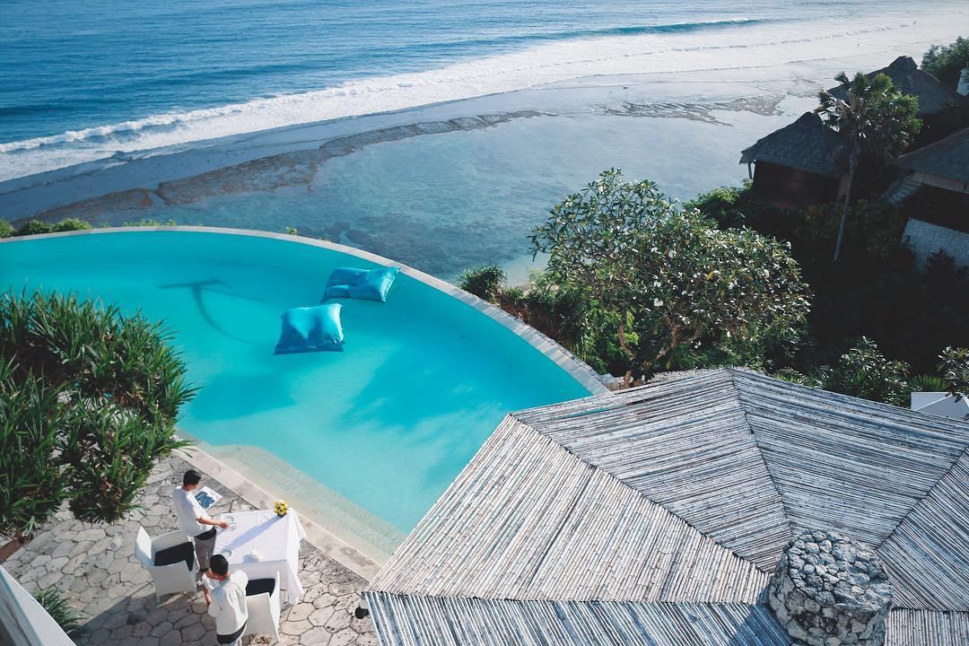 Bali Beach Club; Karma Beach Bali