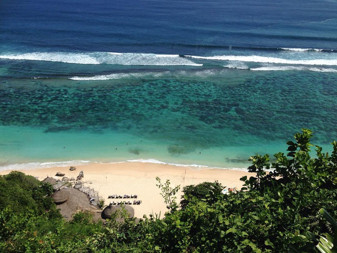 Beaches in Bali; Karma Beach