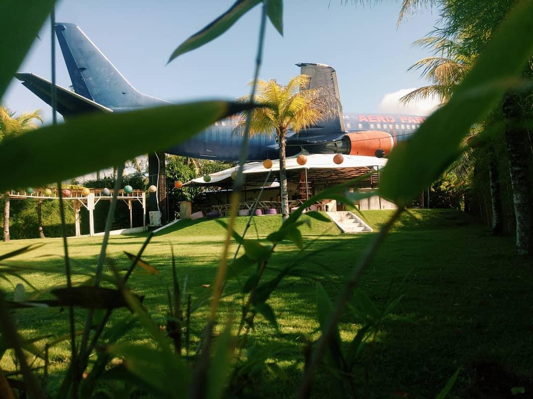 Places to See in Bali; Keramas Aero Park