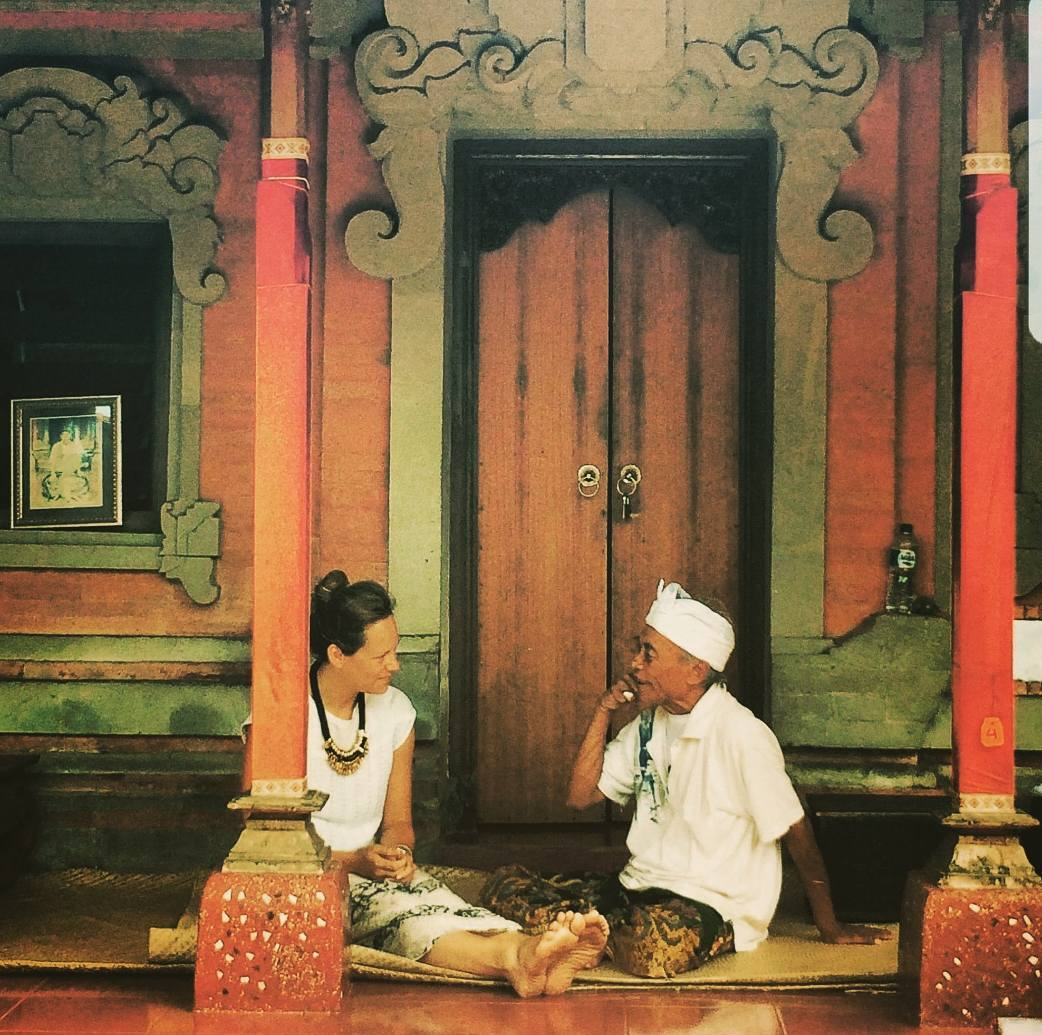 Places to See in Bali; Ketut Liyer's House
