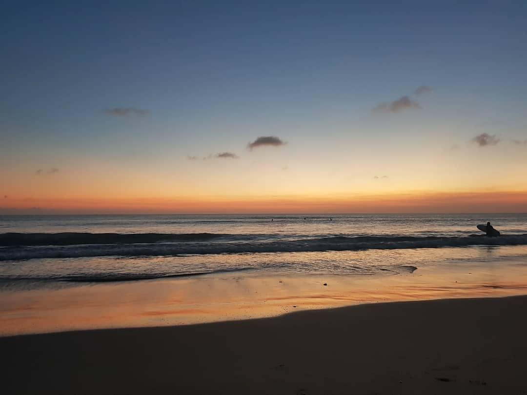 What to See in Bali; Kuta Beach