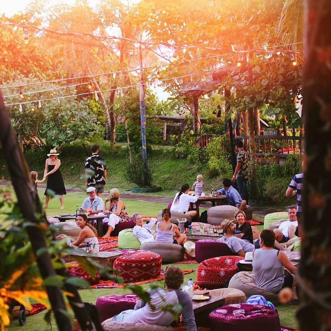 Places to See in Bali; La Laguna Bali
