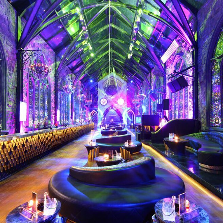 Places to See in Bali; Mirror Bali Lounge and Club