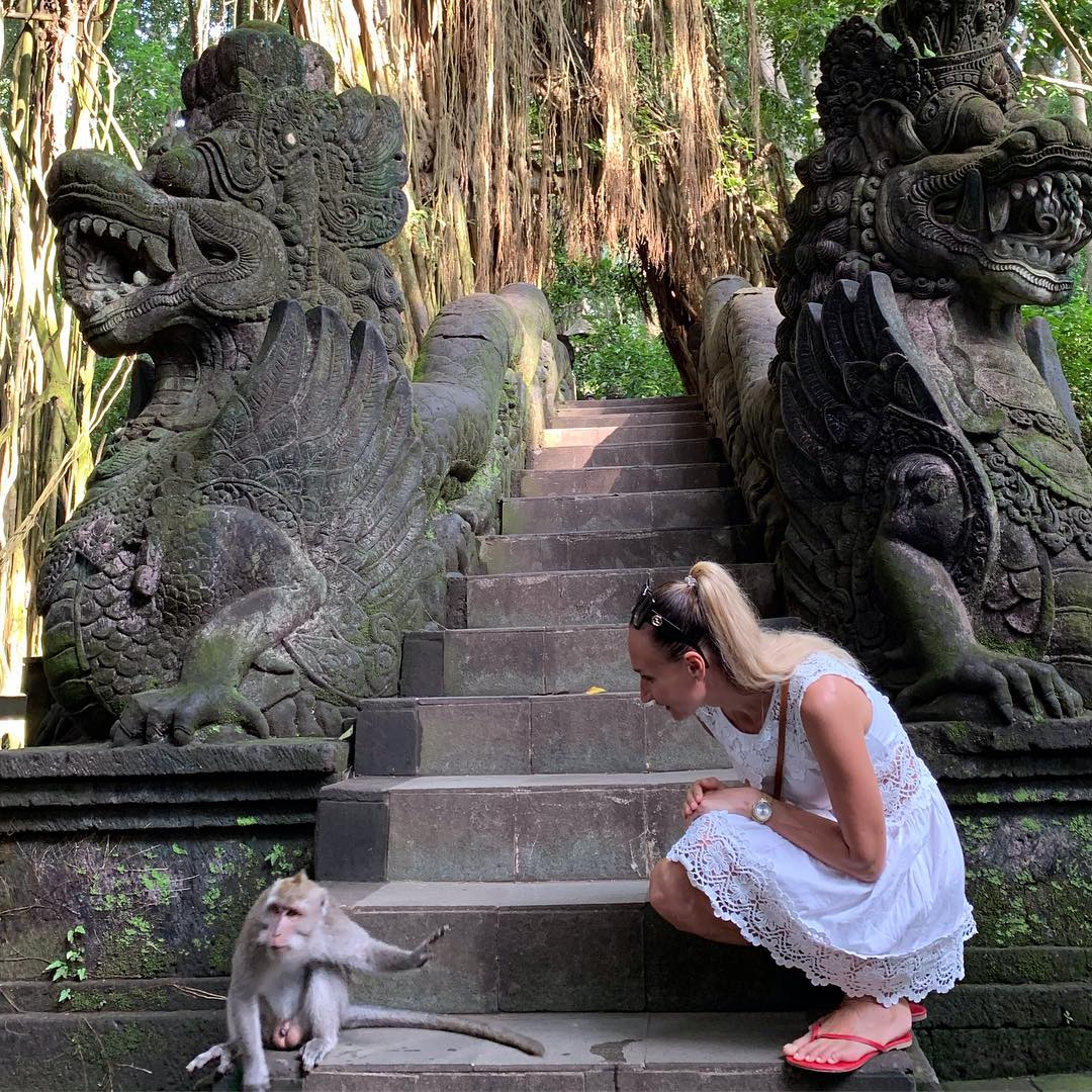 What to See in Bali; Monkey Forest