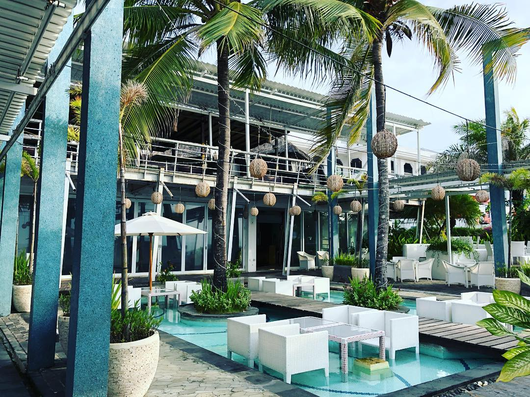 Bali Beach Club; Ocean 27 Beach Club and Grill