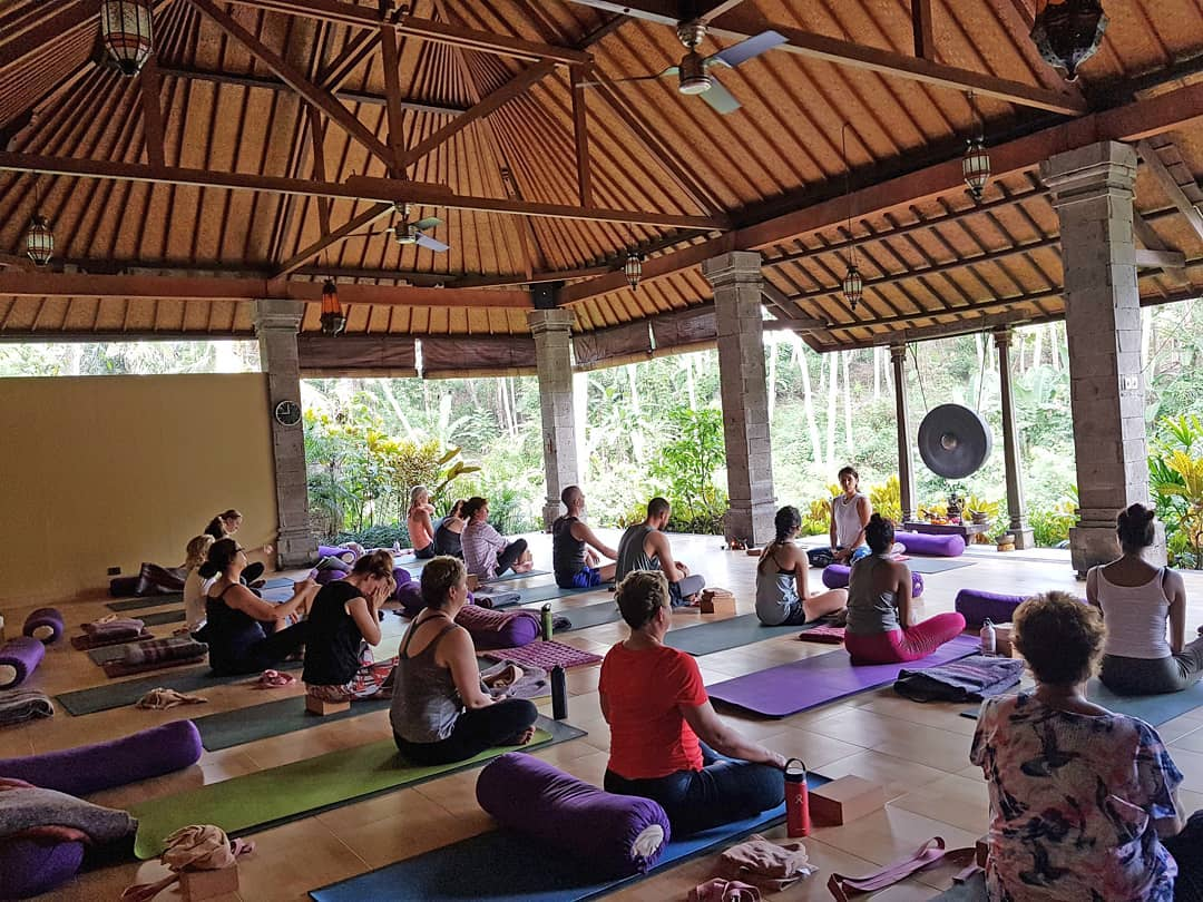 Yoga Retreat in Bali; One World Retreats Kumara