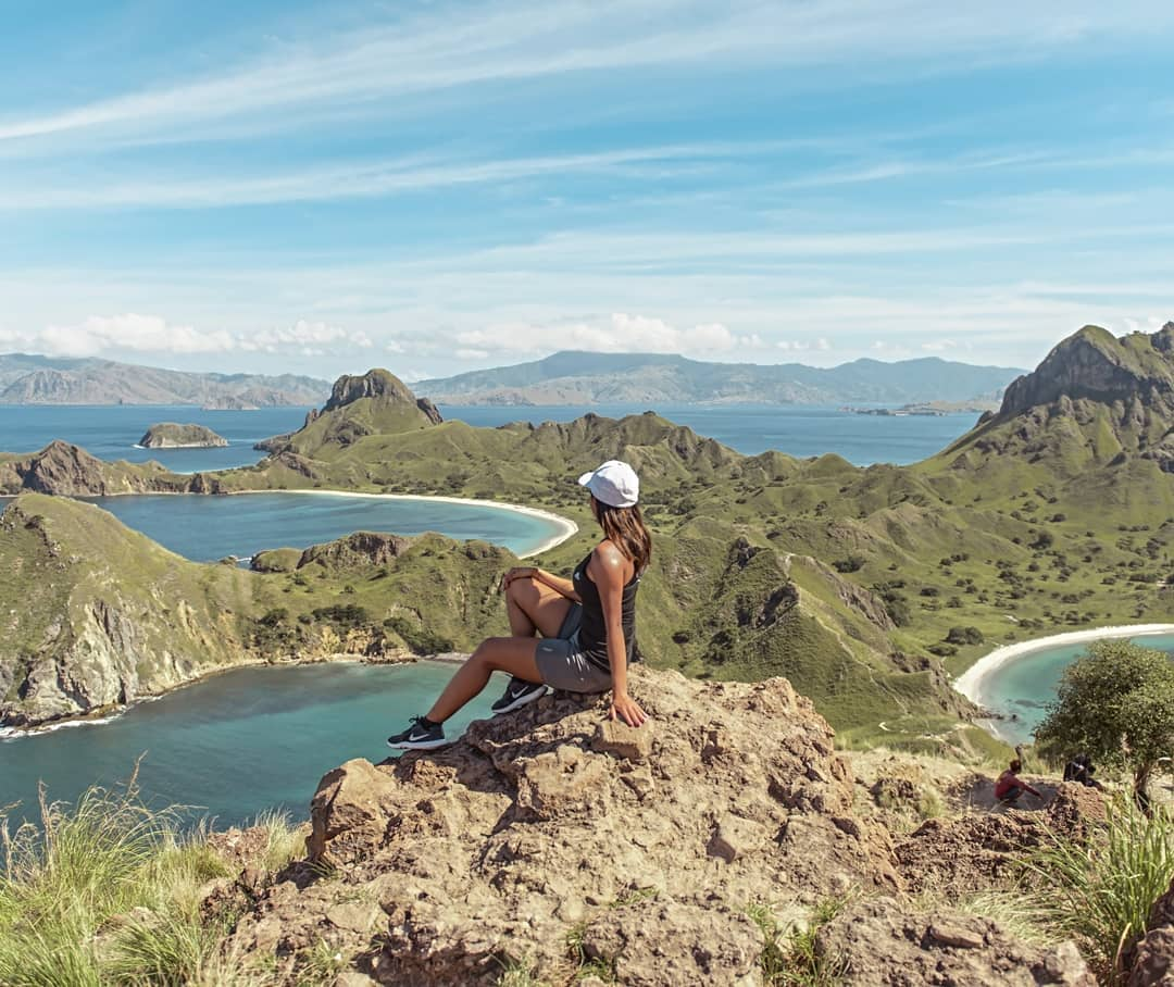 things to do in Labuan Bajo; Padar Island @nia_prado