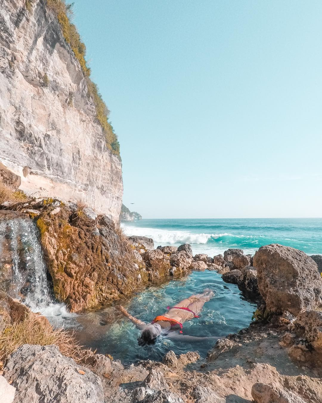 Places to See in Bali; Peguyangan Waterfall