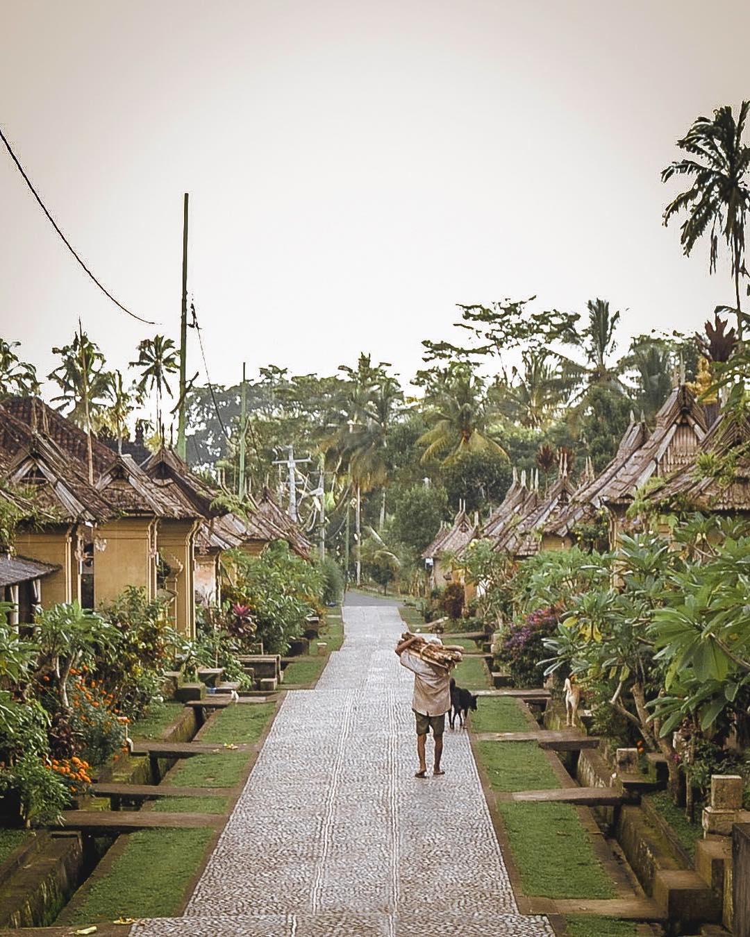 What to See in Bali; Penglipuran Village