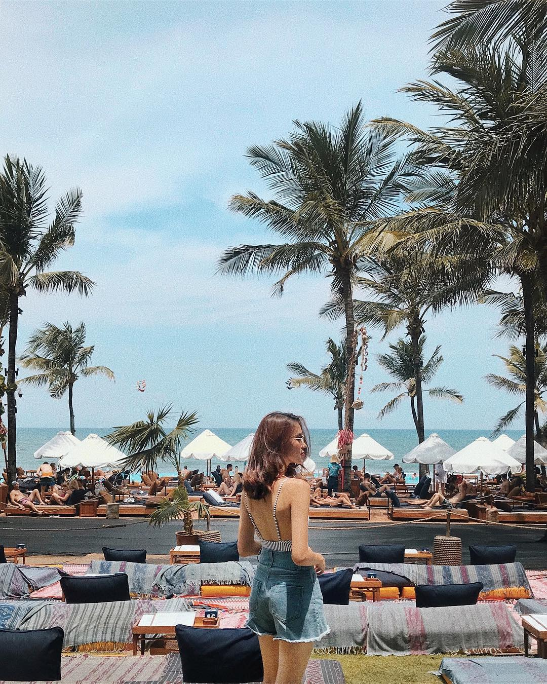 Bali Beach Club; Potato Head Beach Club