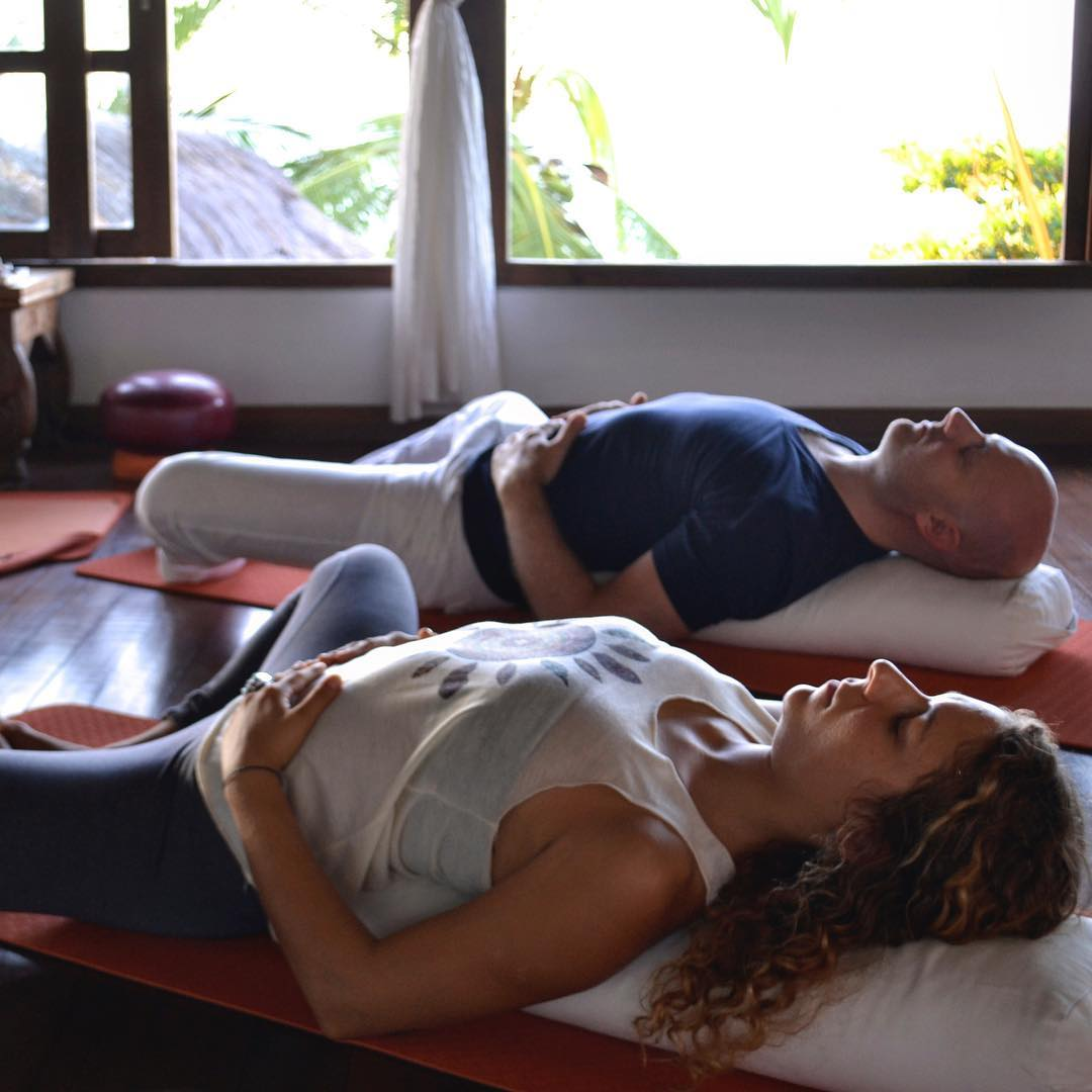 Yoga Retreat in Bali; Prana Veda Bali
