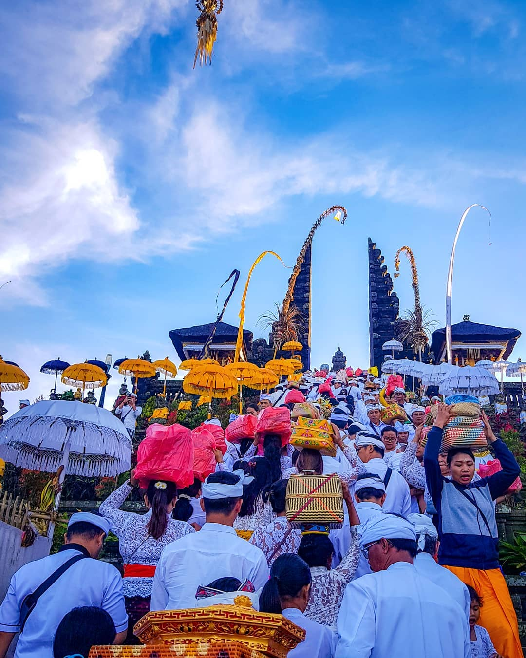Places to See in Bali; Pura Besakih