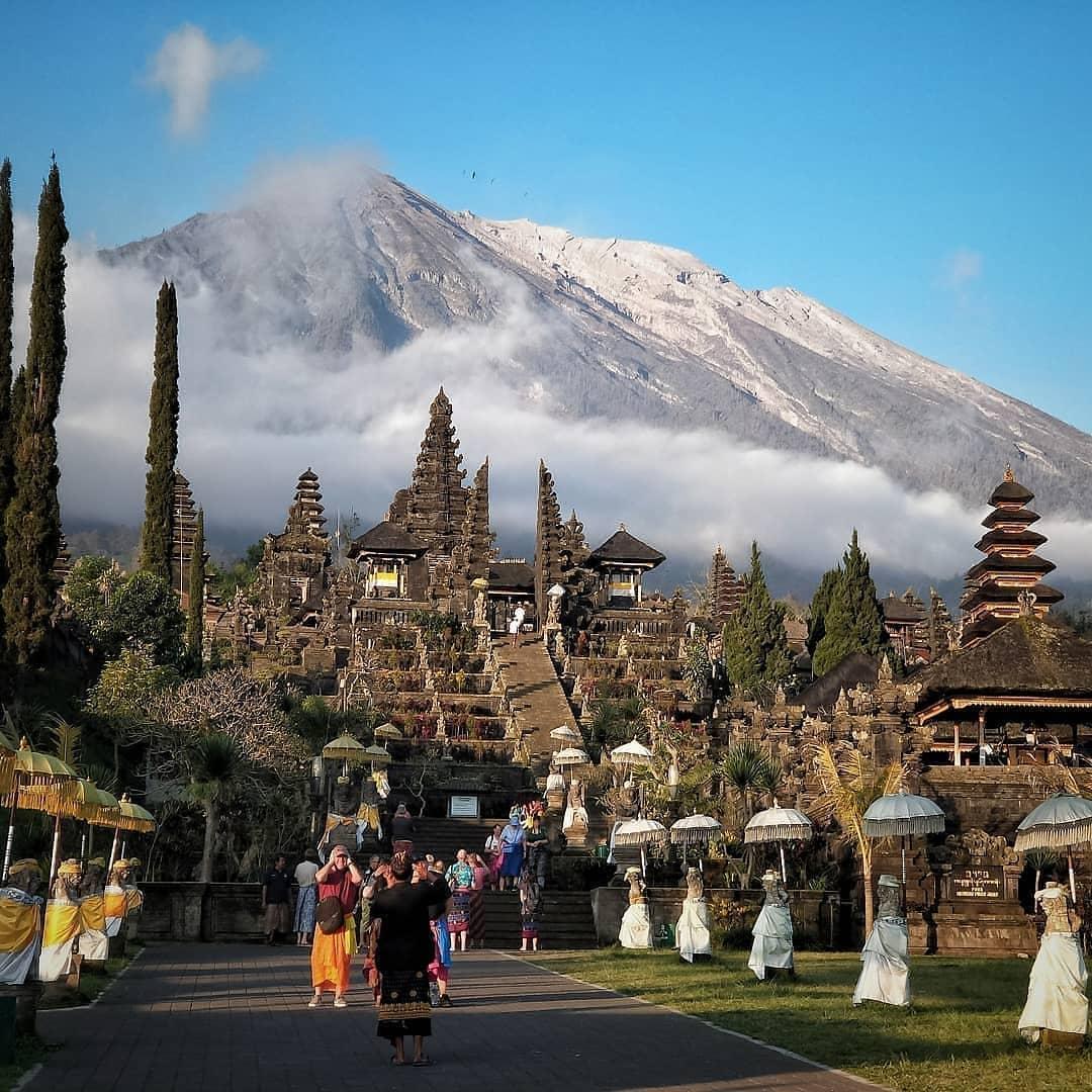 Temples in Bali; Pura Besakih