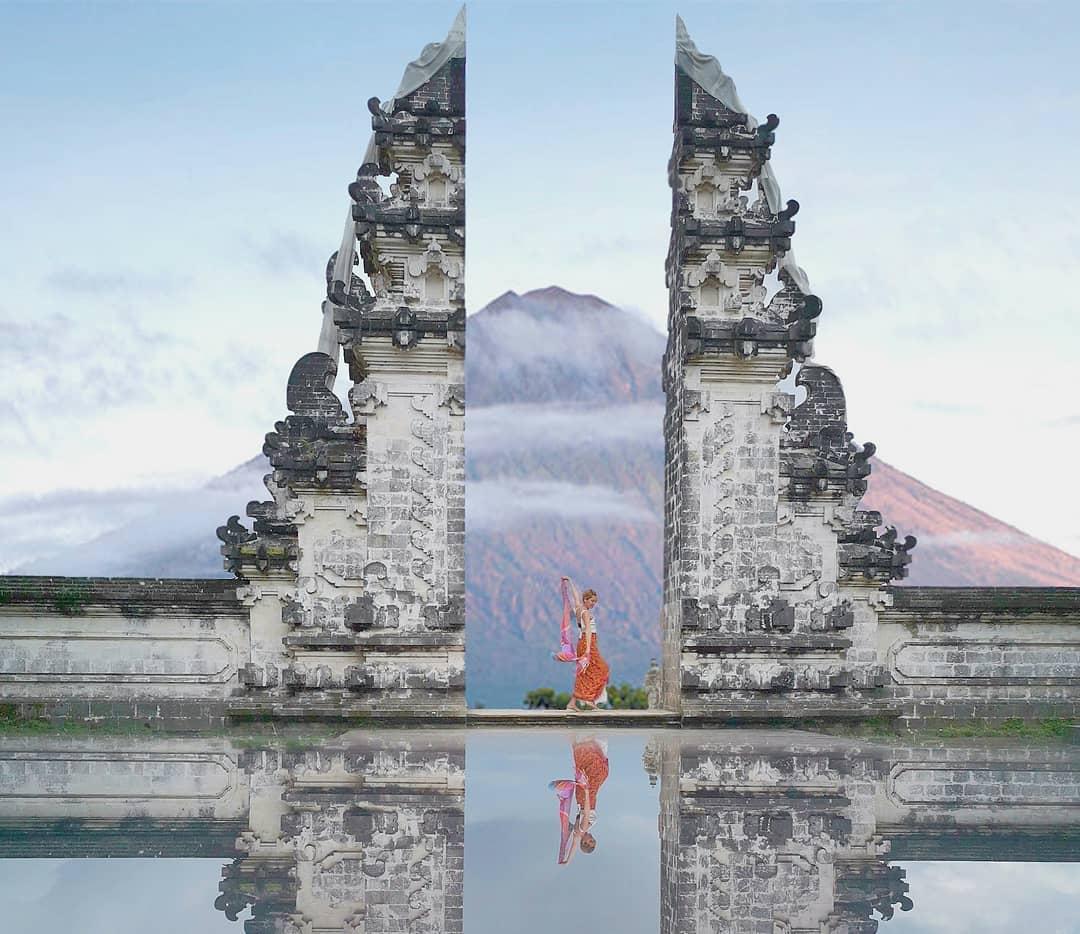 Temples in Bali; Pura Luhur Lempuyang