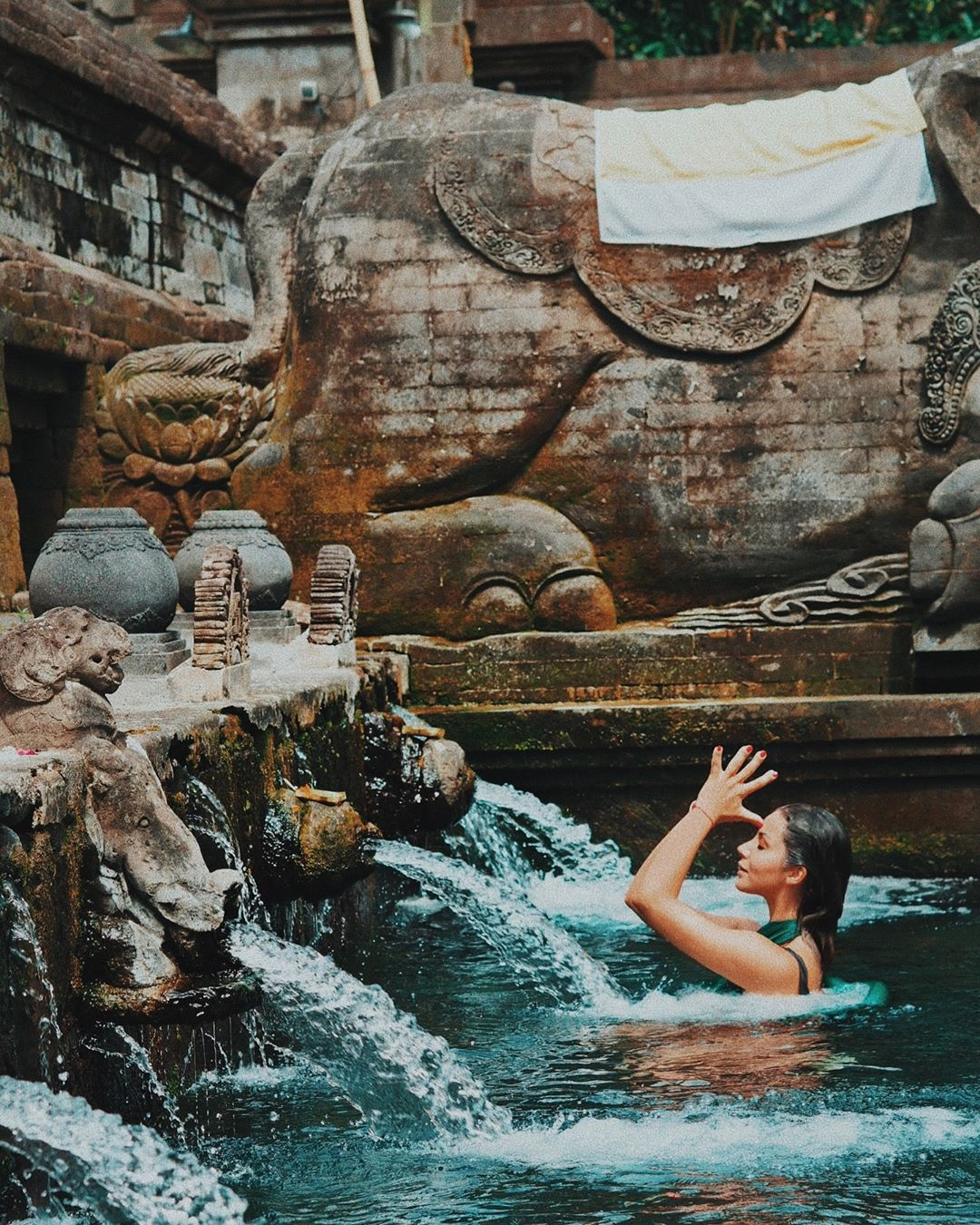Temples in Bali; Pura Tirta Empul