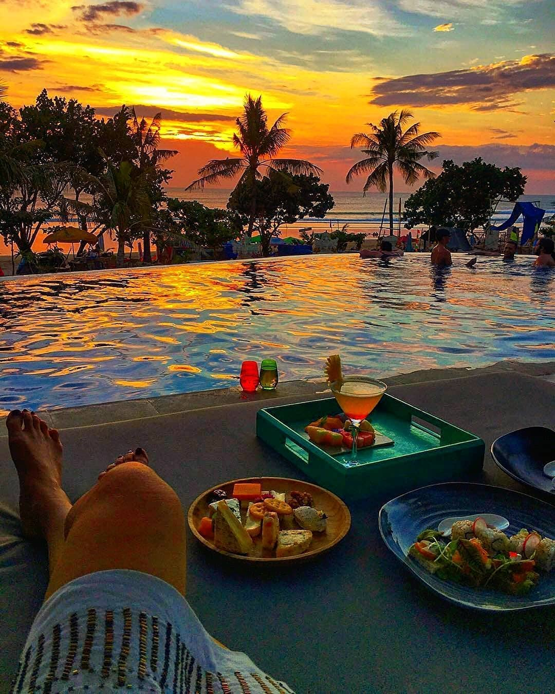 20+ Fancy Bali Beach Club For The Fullest Excitement