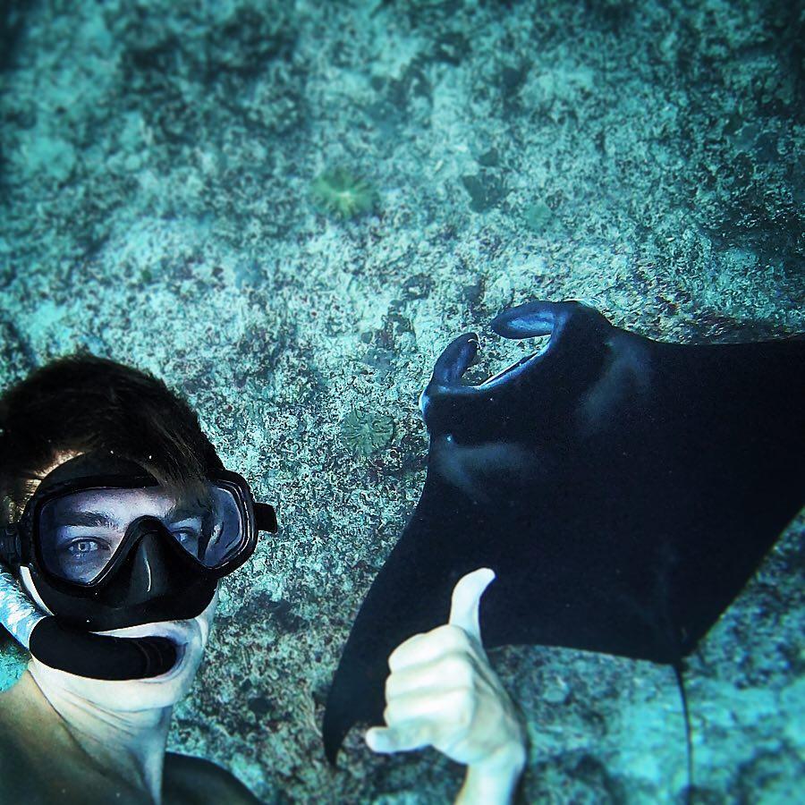 Activities in Bali; Snorkeling