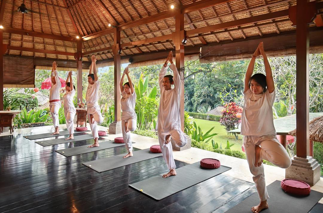 Yoga Retreat in Bali; Sukhavati Ayurvedic Retreat