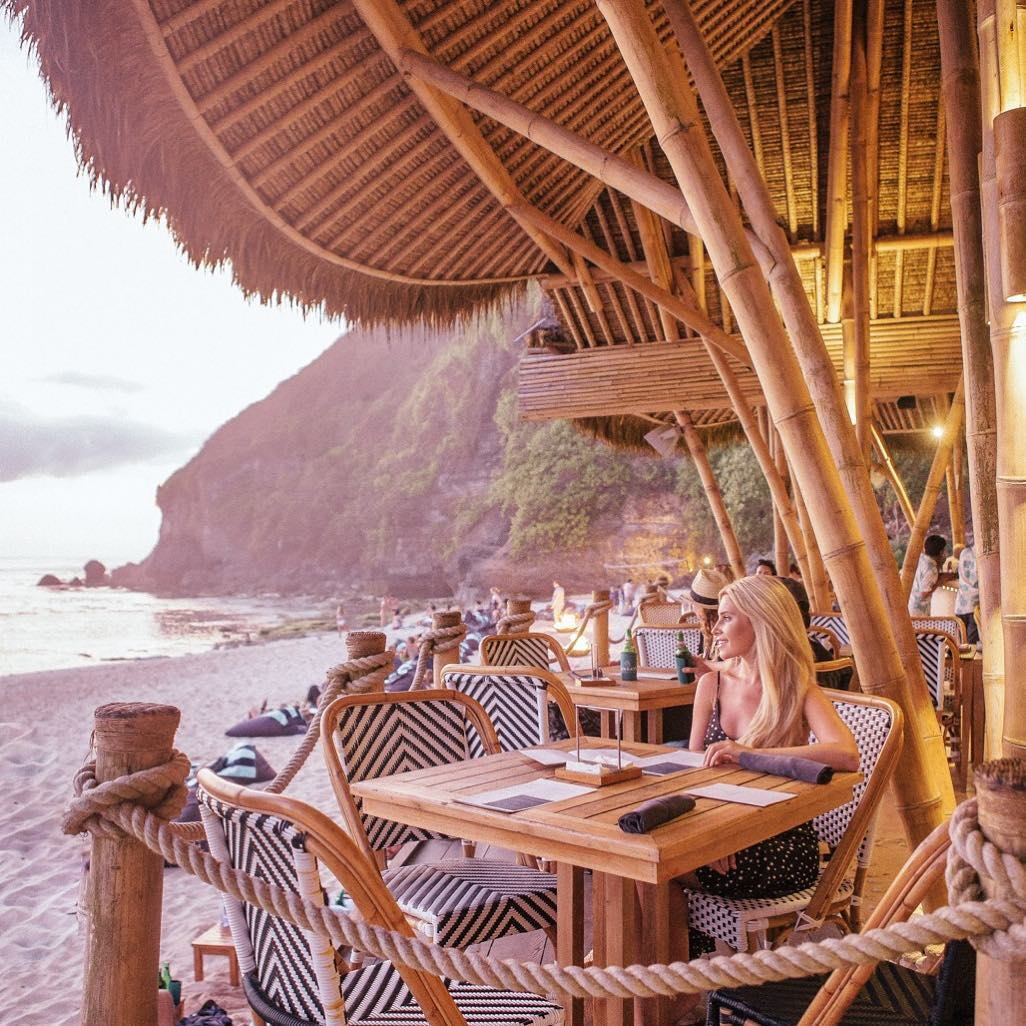 Bali Beach Club; Sundays Beach Club